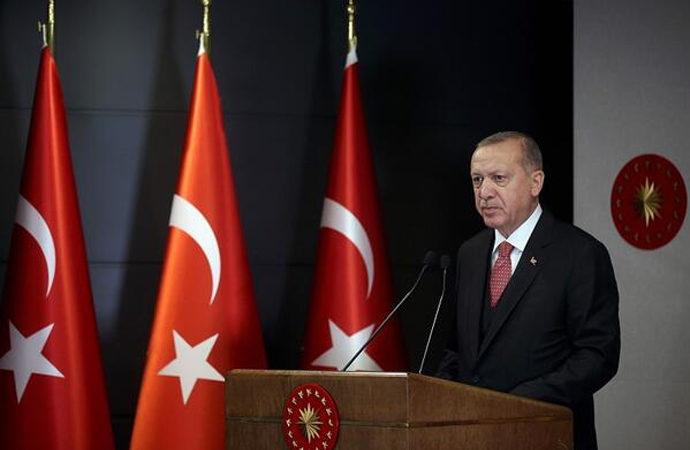 Erdoğan: En makul seçenek Batı'nın Türkiye'yi desteklemesi