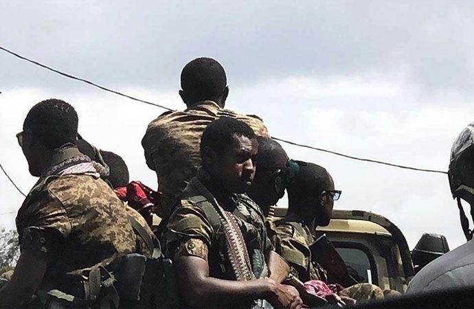 Etiyopya'dan Tigray cephesine 'teslim olun' çağrısı