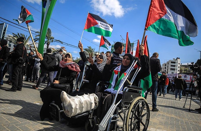 Körfez'deki normalleşme adımlarının bedelini Filistinliler ödüyor