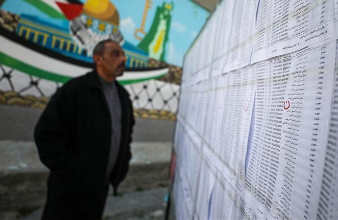 Filistinli gruplar arasında 'şeref anlaşması' imzalandı