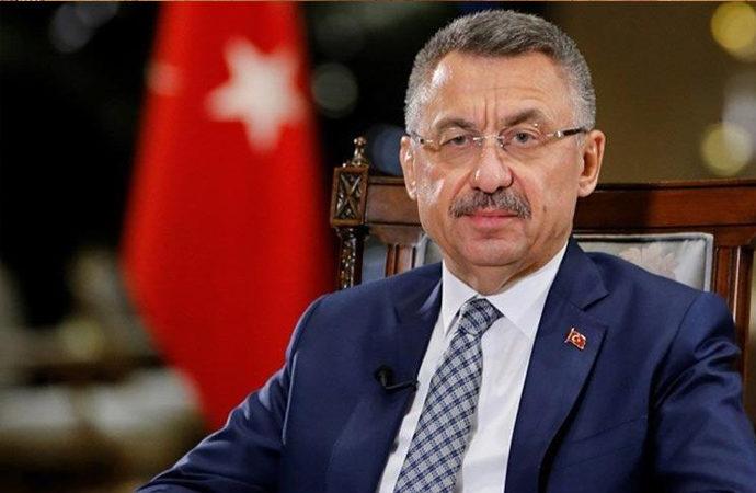 Fuat Oktay'dan İstanbul Sözleşmesi'ne ilişkin mesaj