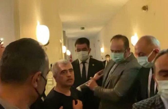 Haluk Gergerlioğlu bu sabah mecliste gözaltına alındı