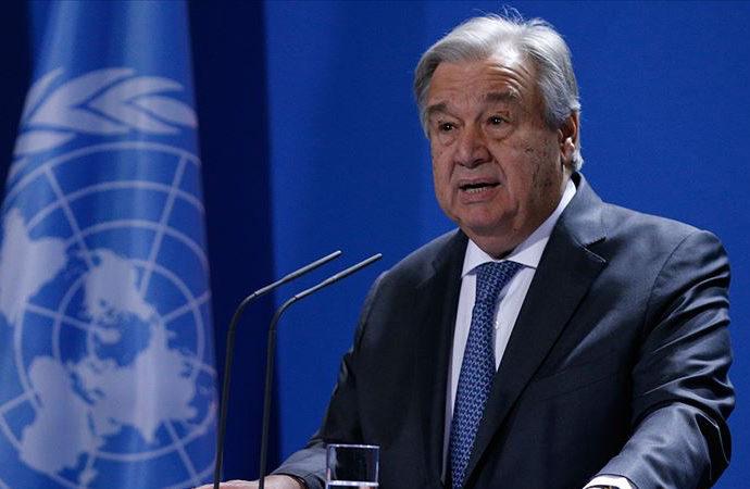 Guterres: Medya ve bazı kimseler Müslümanlara karşı ön yargıyı artırıyor