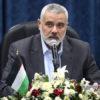 Heniyye yeniden Hamas lideri seçildi