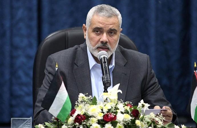 Hamas'ın kendi içinde yaptığı seçimlere ilişkin açıklama