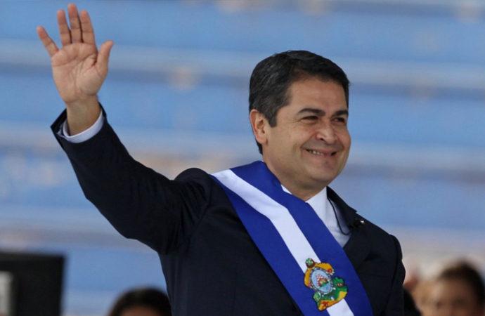 Honduras devlet başkanının kardeşi ABD'de mahkum edildi
