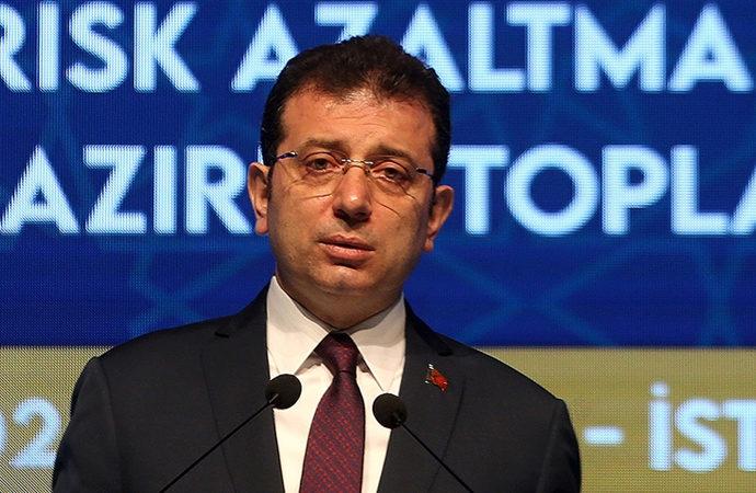İmamoğlu'na 'kamu görevlisine hakaret'ten para cezası