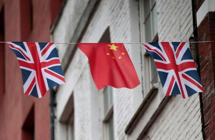 Çin, İngiltere'nin yaptırımlarına, yaptırımla karşılık verdi
