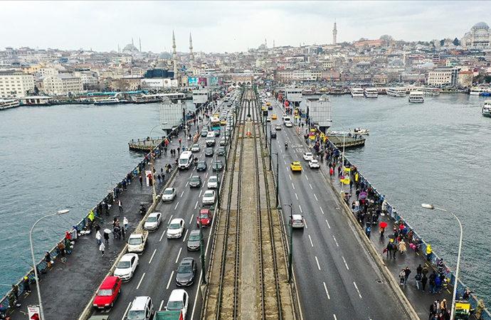 Gelir eşitsizliği en fazla İstanbul bölgesinde