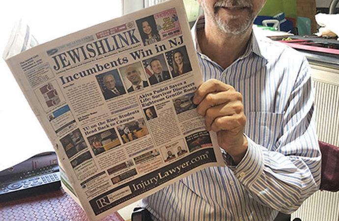Filistinlilerle alay eden Yahudi gazetesine kınama