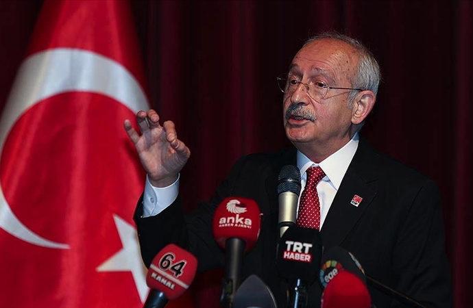 Kılıçdaroğlu: İslam devletlerine örnek bir devlet düşünün