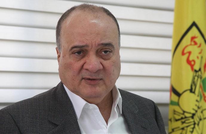 Yasir Arafat'ın yeğeni el-Fetih'ten ihraç edildi