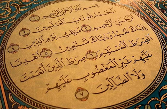 Kur'ân Hayattır İnsanlığı Yaşatır!