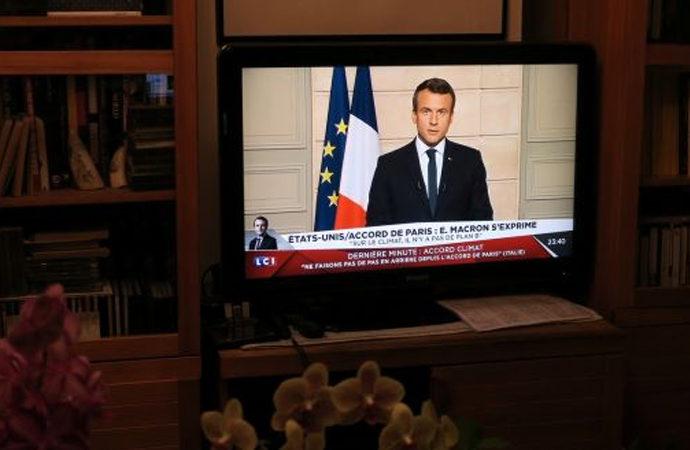 'Macron, Türkiye'yi kolektif Batı'nın isteklerine uygun davranmamakla suçluyor'