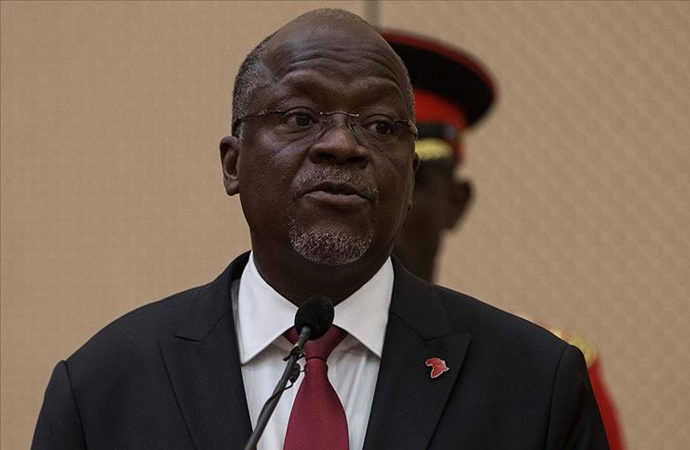 Tanzanya Devlet Başkanı hayatını kaybetti, 14 gün yas ilan edildi