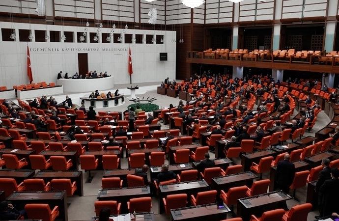 Ekonomiye ilişkin 'torba kanun' mecliste kabul edildi