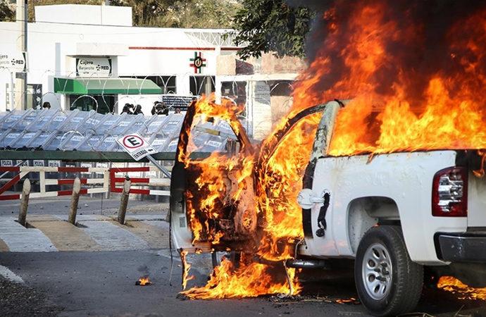 Meksika'da son altı ayda 66 politikacı öldürüldü