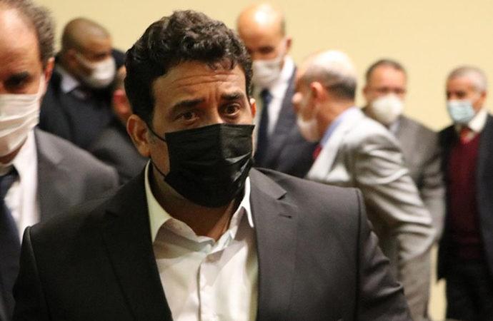 """Libya için """"demokratik devlet"""" inşası vaadi"""