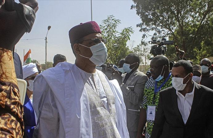 Nijer'de yeni Cumhurbaşkanı Mohamed Bazoum oldu