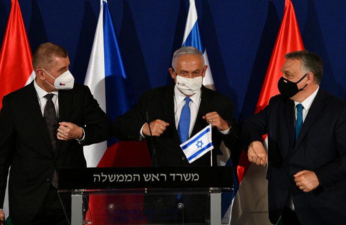 Çek'lerin Kudüs'te temsilcilik açmasına Filistin'den tepki