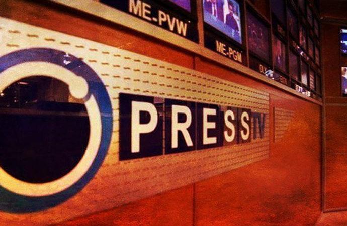 Facebook, Press TV'nin sayfasını 'kalıcı olarak' kapattı