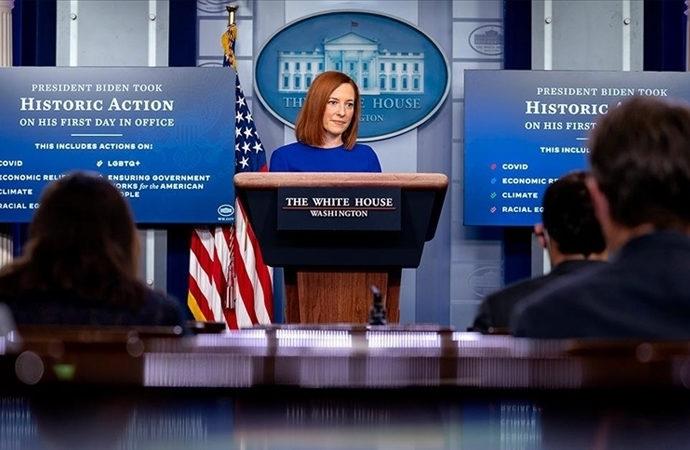 ABD: Irak ile stratejik diyaloğumuzu yenileyeceğiz