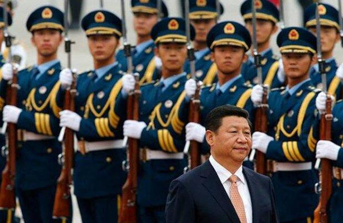 Almanya, Çin ordusunu mercek altına aldı