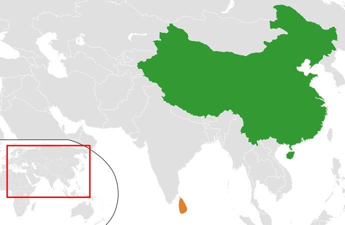 Sri Lanka, Çin ile 3 yıllık anlaşma imzaladı