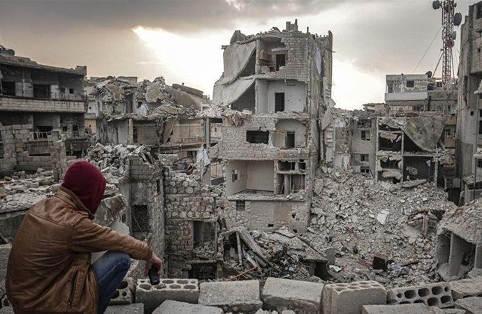 BM: Suriye krizi iki dünya savaşı kadar uzun sürdü
