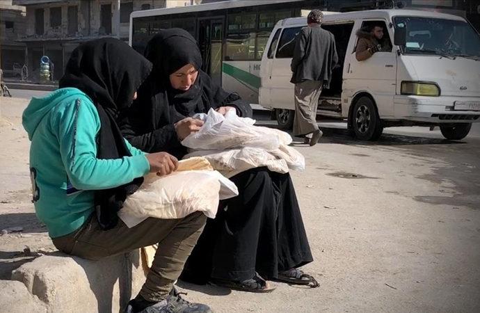 Suriye'de ekmek krizi: YPG buğdayı ABD gözetiminde Irak'a kaçırıyor