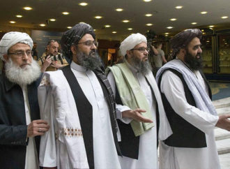 Almanlar Katar'da Taliban'la görüştü