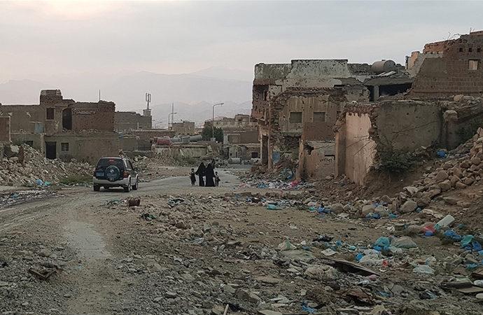 Husiler: Koalisyon güçleri 5 kente hava saldırısı düzenledi