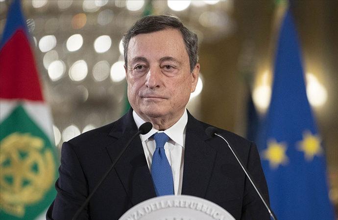 İtalya Başbakanı Draghi'nin sözleri krize neden oldu