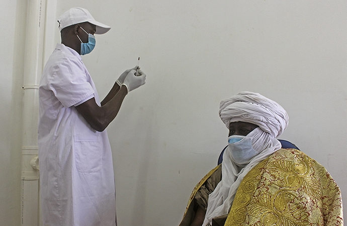 Tarihi geçmiş aşıların Afrika'da kullanımına izin
