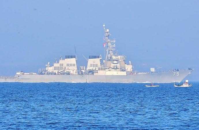 Pentagon, savaş gemilerini Karadeniz'e gönderecek