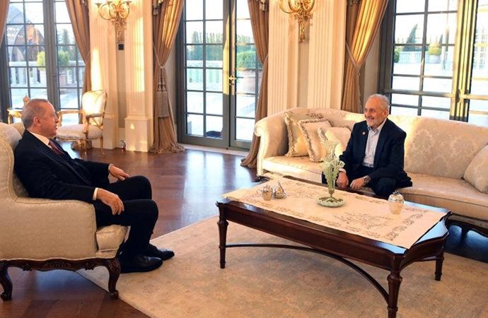 Milli Görüş Lideri imzalı Afganistan açıklaması