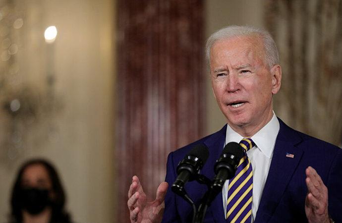 Joe Biden'dan, Müslüman toplumlara ramazan tebriği