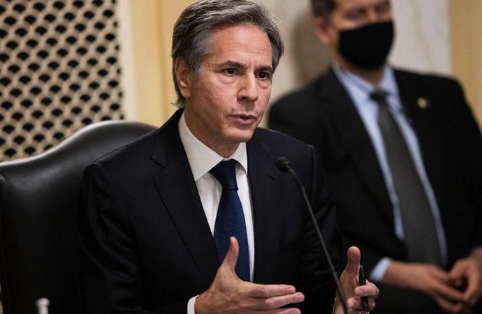 Blinken: NATO güçleri ABD ile birlikte Afganistan'dan çekilecek