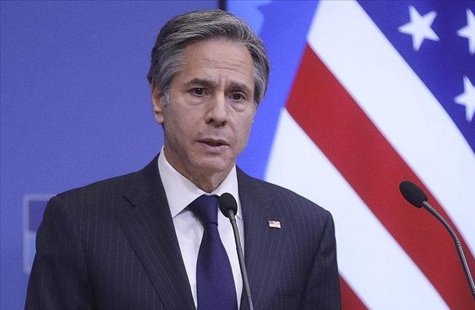 Blinken: Afganistan'da tekrar iç savaş yaşanmayacak