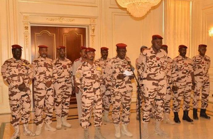 Çad'da Askeri Konsey yeni başbakanı atadı