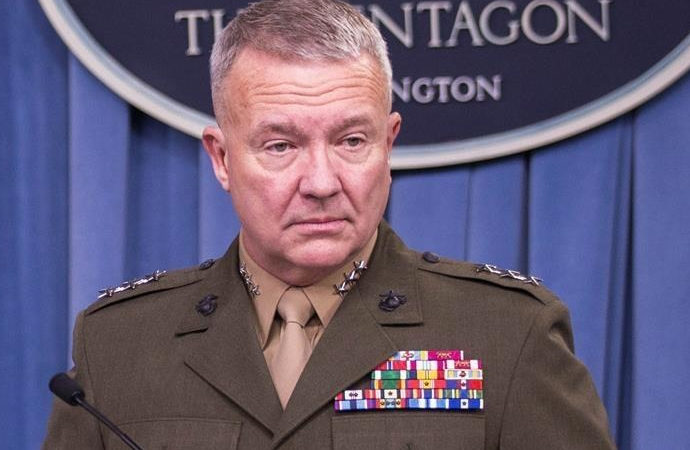 Amerikalı komutandan Türkiye'yle ilişkilere dair açıklama