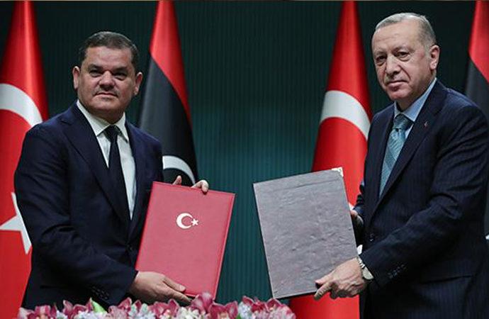Türkiye – Libya arasında 5 anlaşma imzalandı