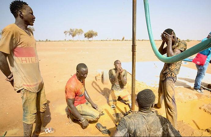Diyanet Vakfı, Moritanya'da 30 adet su kuyusu açtı