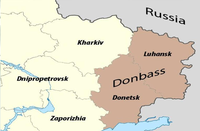 Ukrayna'nın kömür bölgesi Donbass'taki kriz günden güne derinleşiyor