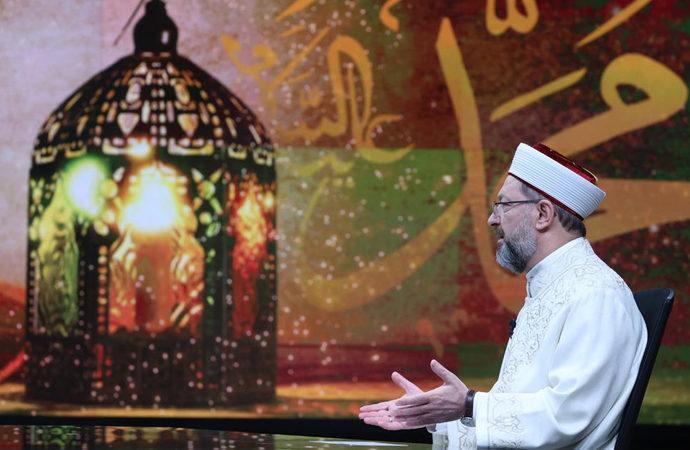 Erbaş: Allah razı olsun, milletimiz anlayışla karşıladı