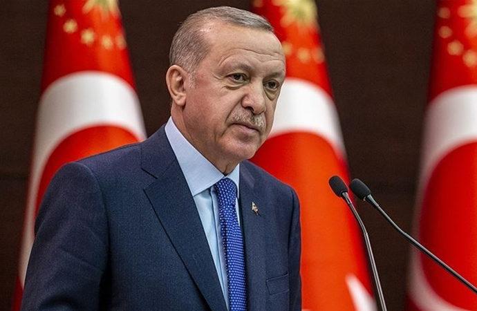 Erdoğan: Gelecek hedeflerimize emin adımlarla ilerliyoruz