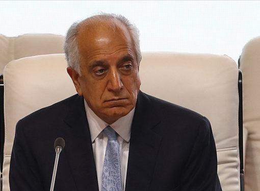 Halilzad, Afgan makamlarıyla İstanbul konferansını görüştü
