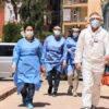 35 kişilik 'aşı ikna ekibi' yoğun mesaide