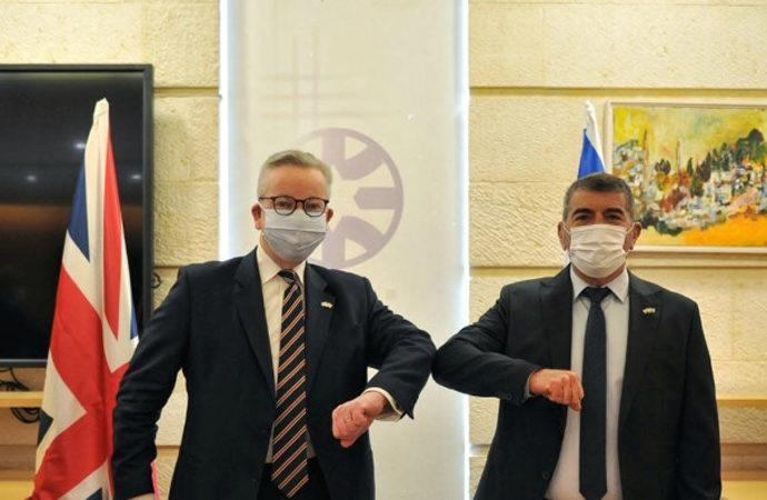 İngiltere-İsrail arasında yeni görüşmeler