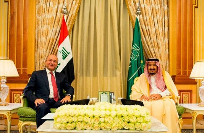 Suudi Arabistan'ın İran stratejisi: Bağdat'a geri dönüş